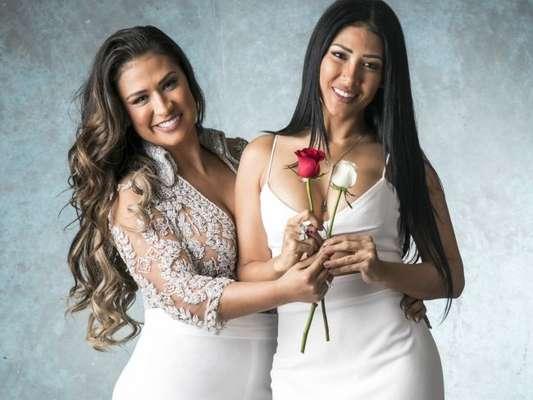 Simone e Simaria aprovam relacionamento de Bruna Marquezine e Neymar e pedem por casamento