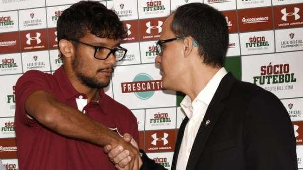 Abad avisou que Fluminense irá até 'as últimas consequências' para fazer valer seus direitos