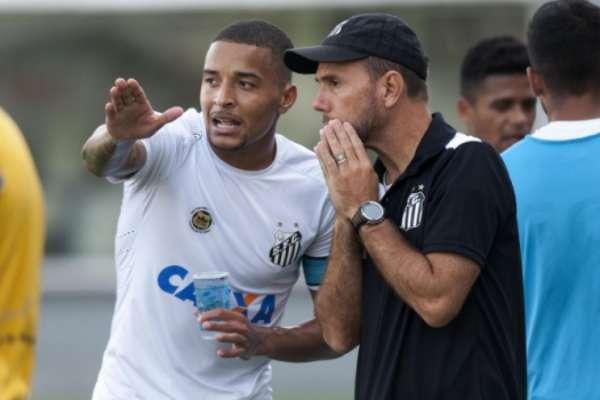 Santos perde Gregore, destaque do Santos B, para o Bahia