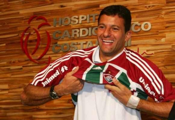 Washington (o Coração Valente) pelo Fluminense