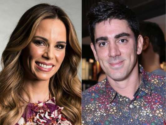 Ana Furtado leva soco ao vivo de Marcelo Adnet no