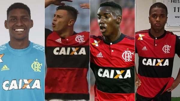 O Flamengo buscará seu tetracampeonato na Copa São Paulo com uma geração promissora. O LANCE! traz alguns dos destaques que chamaram atenção na competição, e podem fazer a diferença na final nesta quinta, contra o São Paulo, no Pacaembu