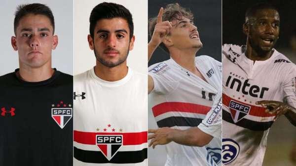 O São Paulo buscará seu tetracampeonato na Copa São Paulo de Futebol Júnior com uma geração que salta aos olhos da torcida. O LANCE! traz alguns dos destaques que chamaram atenção na competição e podem fazer a diferença nesta quinta, contra o Flamengo, no Pacaembu
