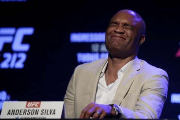 Anderson Silva ainda não sabe quando volta ao UFC