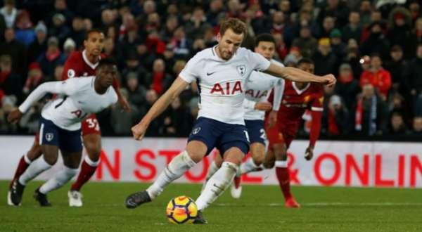 Liverpool e Tottenham empatam em jogo com emoção até os segundos finais