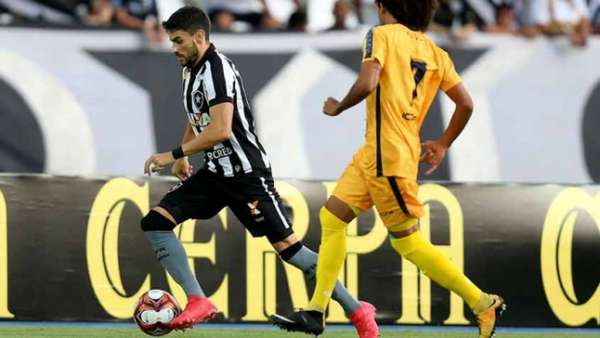 3/2/2018: Botafogo 0 x 0 Madureira - Campeonato Carioca