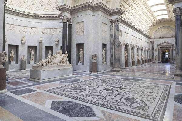Projeto italiano quer criar Museus Vaticanos em 3D