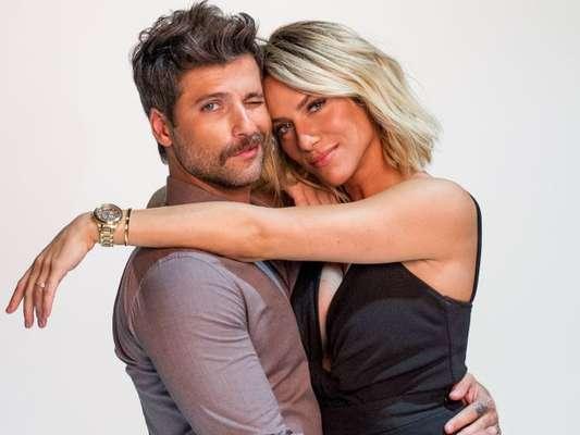 Bruno Gagliasso e Giovanna Ewbank diminuíram com as relações sexuais: 'A gente passou a fazer menos e com mais qualidade'
