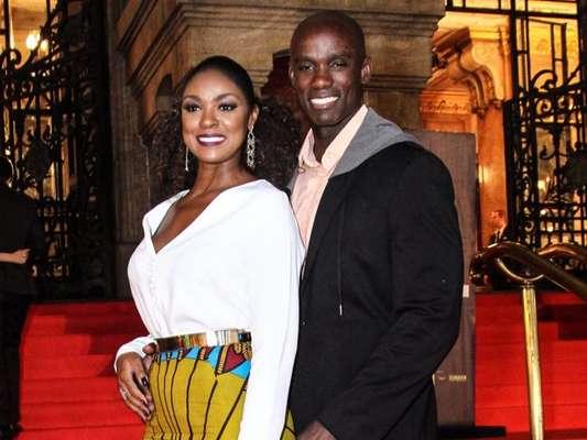 Cris Vianna termina namoro com Luiz Roque