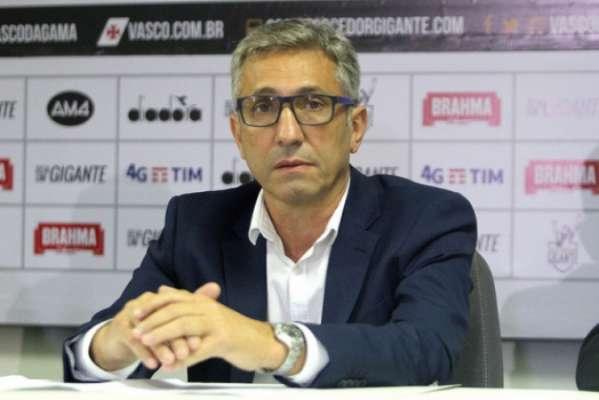 Alexandre Campello é o presidente do Vasco. Confira a seguir a galeria especial do LANCE!