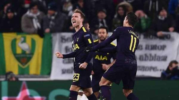 Juventus x Tottenham