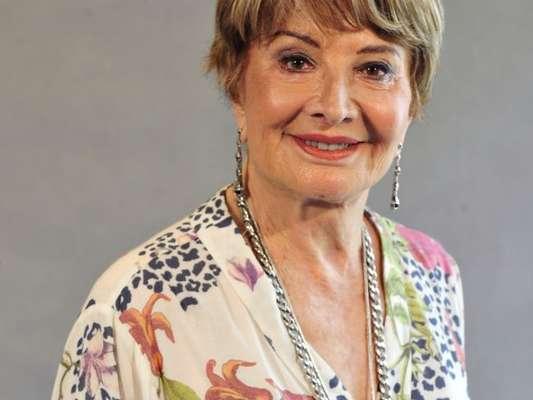 Glória Menezes, de 83 anos, foi internada no hospital CopaStar, em Copacabana, zona sul do Rio