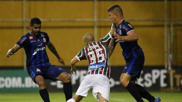 3/2/2018: Fluminense 0x1 Macaé - Campeonato Carioca