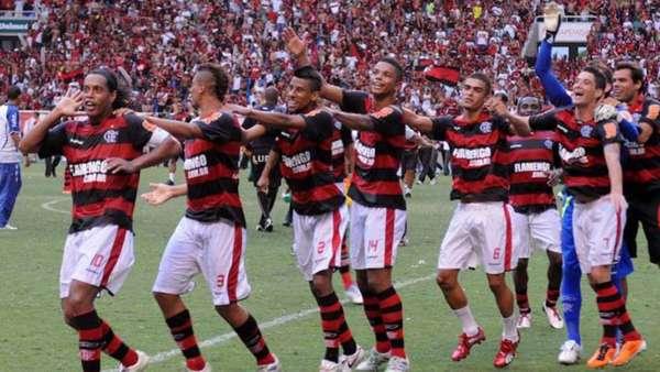 Flamengo e Boavista decidiram a Taça Guanabara de 2011. O Rubro-Negro foi campeão com gol de Ronaldinho Gaúcho