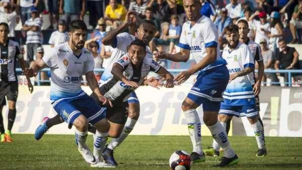 Último confronto: Santo André 0 x 1 Santos - 25/3/2017 - Paulistão