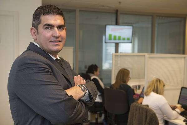 Rimantas Sipas, diretor comercial da Cipa Fiera Milano, promotora de feiras de negócios