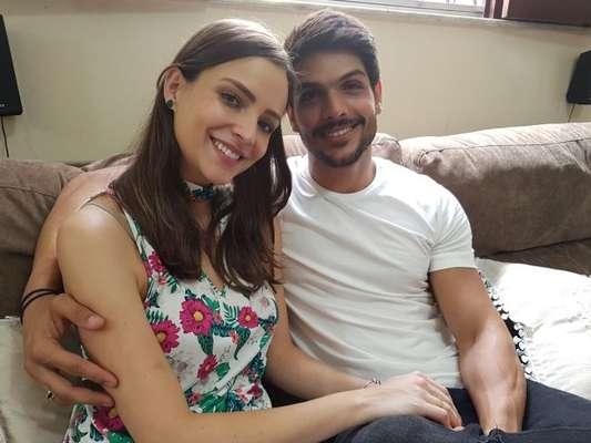 Ex-BBB Lucas Fernandes anuncia fim de noivado com Ana Lúcia Vilela: 'Não estamos mais juntos'