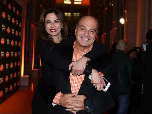 Chega ao fim casamento de Luciana Gimenez e sócio da RedeTV!