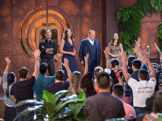 """A quinta temporada do """"MasterChef Brasil"""" estreou com tudo! Saiba como foi"""
