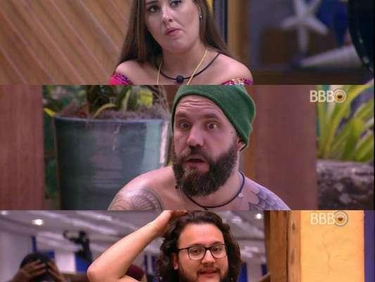 """Do """"Big Brother Brasil"""": relembre os participantes mais estrategistas!"""