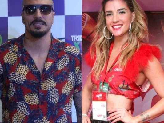 Fernando Medeiros comentou foto da ex-mulher, Aline Gotschalg, e ganhou elogios dos fãs na web