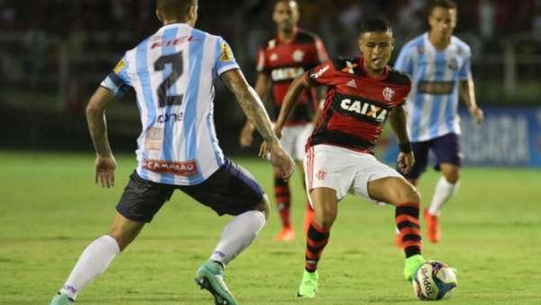 10/3/2018: Macaé 1x0 Flamengo - Taça Rio