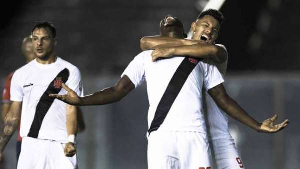 Vasco x Jorge Wilstermann