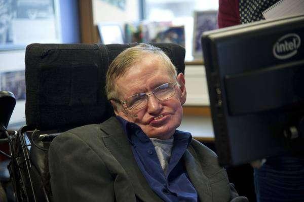 Aos 76 anos, morre o físico britânico Stephen Hawking