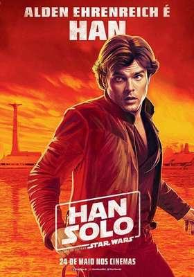 Cartazes de Han Solo: Uma História Star Wars