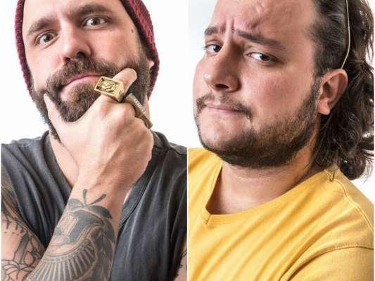 Caruso e Diego espalharam pela casa do 'BBB18' neste domingo, 18 de março de 2018, que vão votar em Jéssica para este Paredão