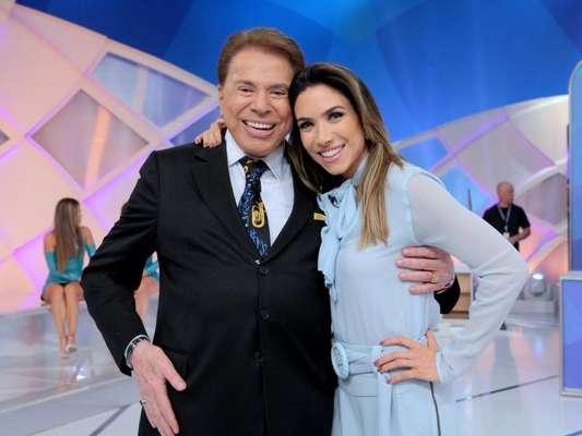 Silvio Santos é tietado nos EUA e filha Patricia Abravanel elogia em postagem nesta segunda-feira, dia 19 de março de 2018