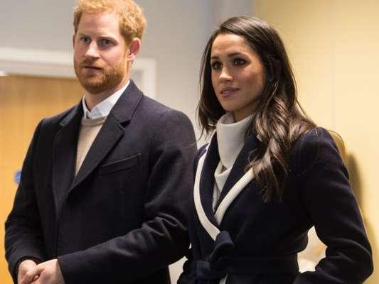 Príncipe Harry dispensa acordo pré-nupcial em casamento com Meghan Markle