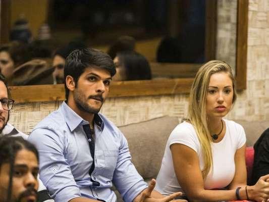 Jéssica confessou atração por Lucas durante sua permanência no 'BBB18'