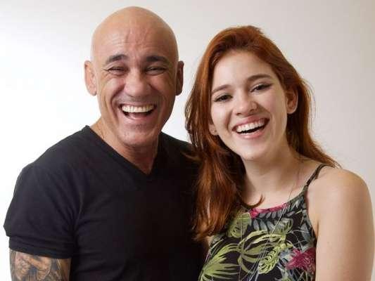 Ayrton comenta sobre filha, Ana Clara, nunca ter namorado, em 24 de março de 2018: 'Parece que tem vergonha'