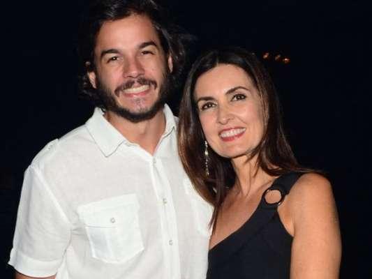 Túlio Gadêlha se declara Fátima Bernardes com poema sobre saudade neste domingo, dia 25 de março de 2018