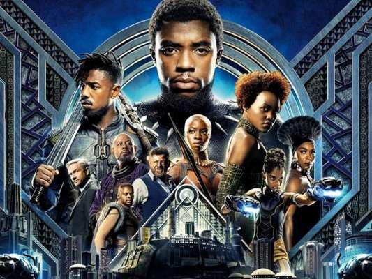 """Filme """"Pantera Negra"""" bate """"Titanic"""" e se torna o terceiro filme mais visto nos Estados Unidos"""