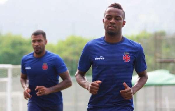 Kelvin e Breno se recuperam de lesão no Vasco
