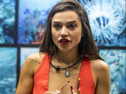 'BBB18': Paula critica jogo de Kaysar e adianta próximo voto. 'Na Gleici'