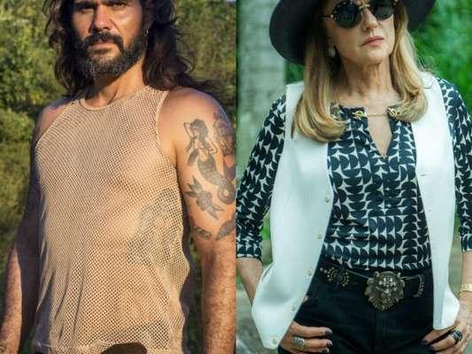 Mariano (Juliano Cazarré) surge no julgamento de Sophia (Marieta Severo) e desmascara a vilã, no capítulo que vai ao ar dia 11 de maio de 2018, na novela 'O Outro Lado do Paraíso'