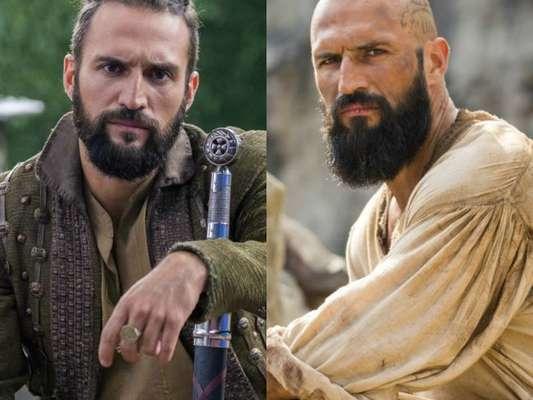 José Fidalgo raspou o cabelo para o retorno na novela 'Deus Salve o Rei'