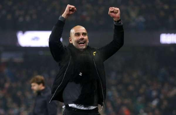 Com o título da Premier League, conquistado no último domingo à frente do Manchester City, Pep Guardiola chega a impressionantes 23 títulos em apenas 10 anos de carreira. O treinador espanhol é o de melhor média entre os técnicos dos grandes clubes europeus.