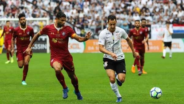 Corinthians 2 x 1 Fluminense: as imagens da partida