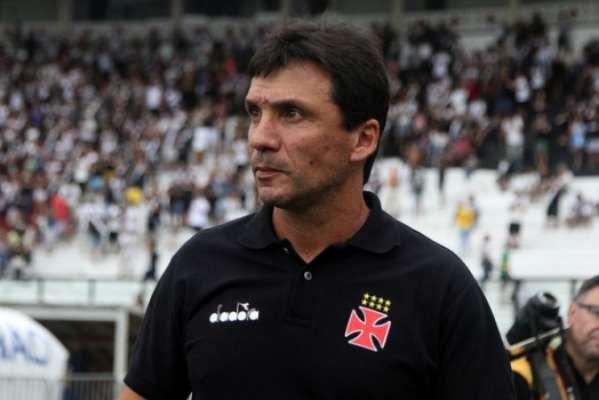 Zé Ricardo em São Januário