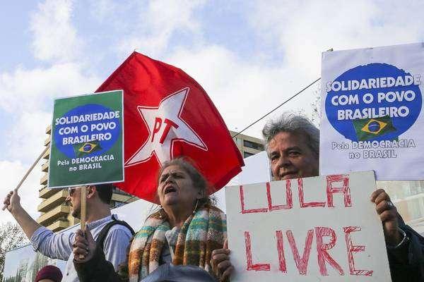 Em carta, Lula diz que 'acredita na Justiça'