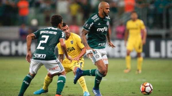 Palmeiras 1 x 1 Boca Juniors - Fase de grupos - 2018