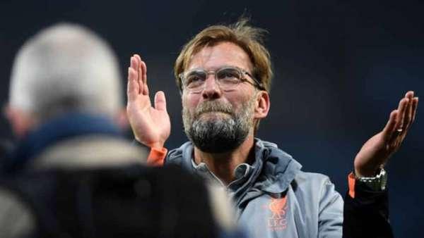 Klopp, o comandante do Liverpool