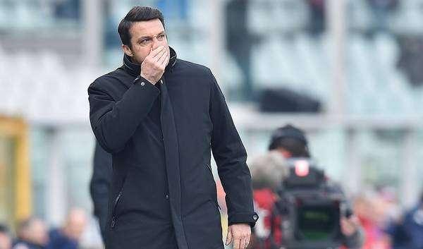 Udinese anuncia demissão do técnico Massimo Oddo