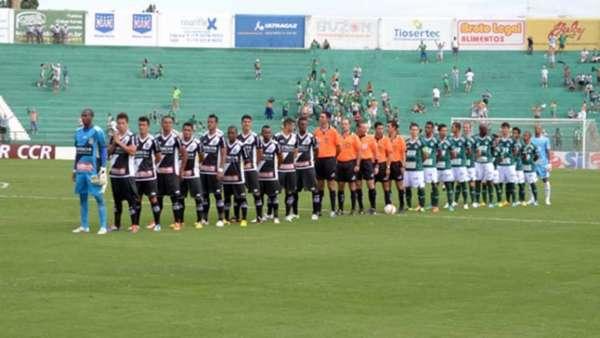 Ponte e Guarani não jogam desde 2013