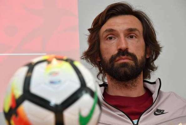 Pirlo 'convoca' atletas que vão atuar em seu último jogo