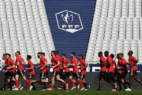 PSG e o modesto Les Herbiers decidem nesta terça a Copa da França. O LANCE! recorda as últimas finais